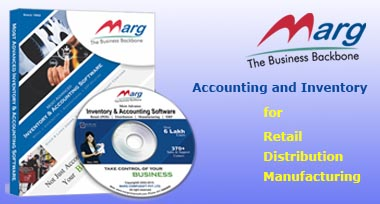 Marg Accounting and Inventory Software